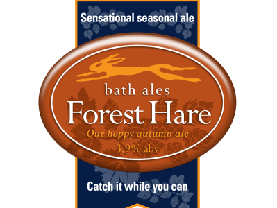 Bath Ales Forest Hare
