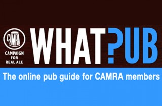 CAMRA whatpub website