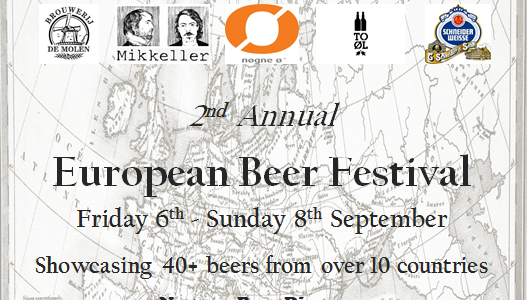 The White Horse Euro Beer Fest