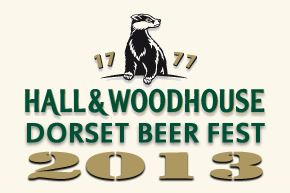 Hall & Woodhouse Dorset Beer Festival