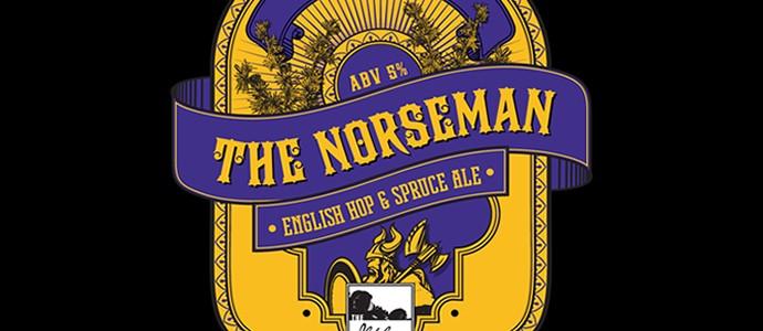 Ilkley Norseman beer