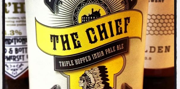 The Ilkley Brewery Co. The Chief - Triple Hopped Pale Ale