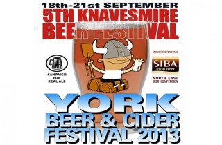 York Beer and Cider Festival 2013