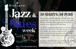 Brakspear Jazz and Blues Beer festival