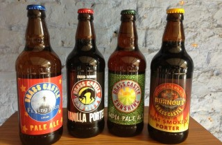 Brass Castle Brewery Beers