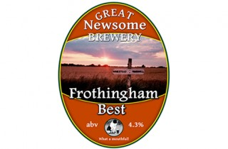 Great Newsome Brewery Frothingham Best