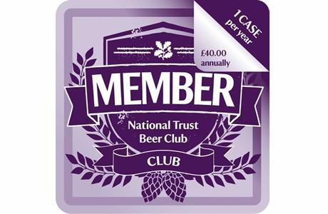 National Trust Beer Club Membership