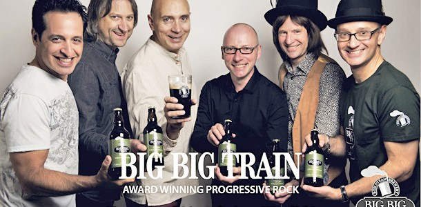 Box Steam Brewery Big Big Train Porter