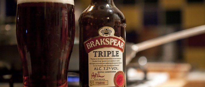 Brakspear Triple Ale Bottled