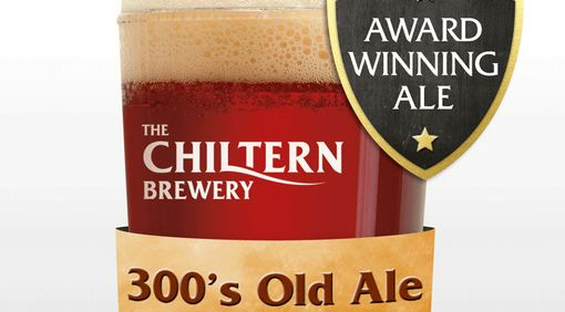 Chiltern Brewery 300s Old Ale