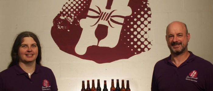 Hardknott brewery