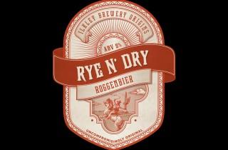 Ilkley Brewery Rye n Dry Beer