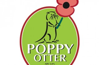 Poppy Otter Charity Beer