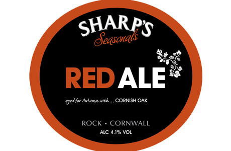 Sharp's Brewery Red Ale