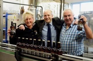 Wolf Brewery New Environmentally Friendly Premises