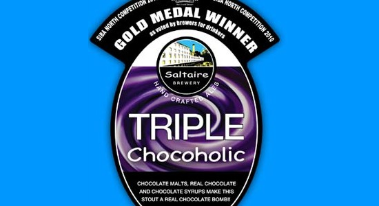 Saltaire Brewery Triple Chocoholic Stout