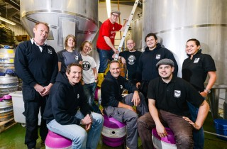 The Ilkley Brewery Team