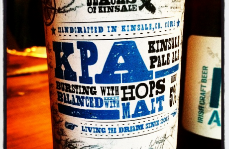 Blacks of Kinsale - Kinsale Pale Ale